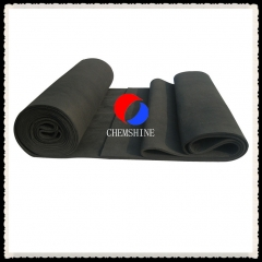 5MM Thickness Rayon Based Carbon Fiber Flexible Felt for sale