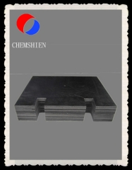 20MM Thick Rayon Based Thermal Insulation Graphite Felt Board for sale